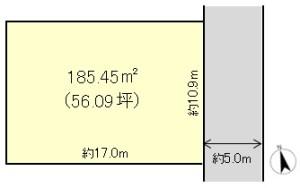 【区画図】築港緑町