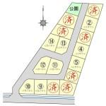 【区画図】海吉(最新、縮小)